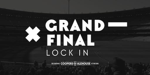 AFL Grand Final Lock In