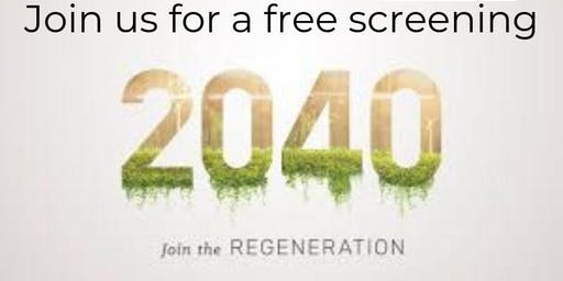 2040 Movie Screening - Beechworth