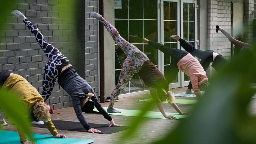 Made for Sydney Yoga Lovers
