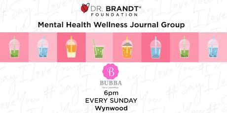 Mental Health Wellness Journal Group tickets