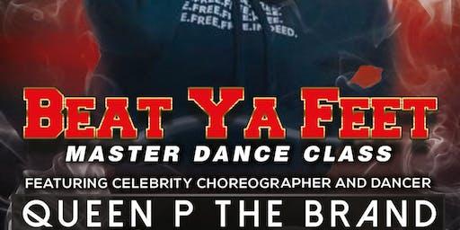 Beat Ya Feet Master Dance Class