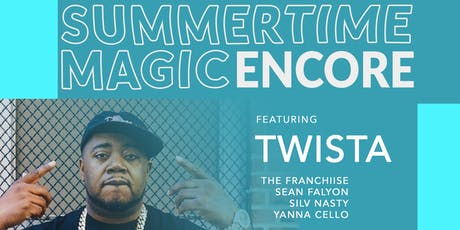 Summertime Magic at Ace Hotel tickets
