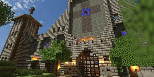 Minecraft Tuesdays, Ages 6-12, FREE (During School terms only)