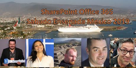 SharePoint Saturday Ensenada 2019 boletos