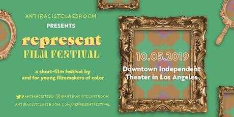 Represent Film Festival tickets