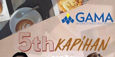 GAMA Kapihan tickets