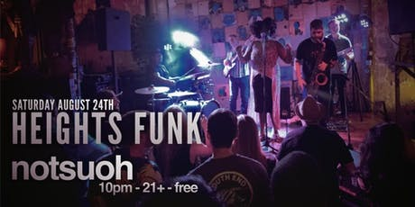 The Heights Funk Collective tickets