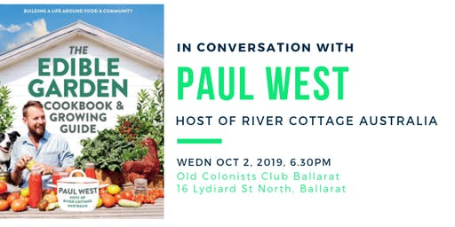 In Conversation with Paul West