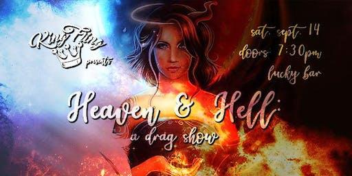 Heaven & Hell: a drag show