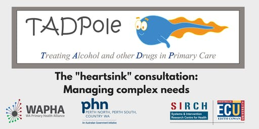 "The ""heartsink"" consultation - managing complex needs"