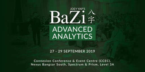 Joey Yap's BaZi Advanced Analytics