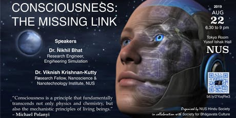 Consciousness: The Missing Link tickets