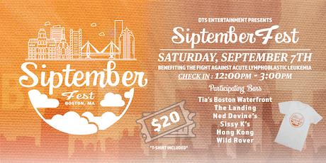 SIPtemberfest Bar Crawl tickets