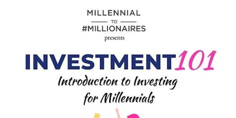 Davao: Millennial to #Millionnaires tickets