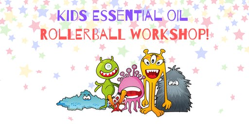 Essential Oils For Kids    Make 'n' Take Workshop