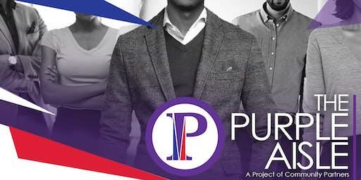 The Purple Aisle | CBC Ideas Market & Purple Party