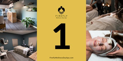 Firefly Wellness Day Spa's One Year Anniversary Celebration