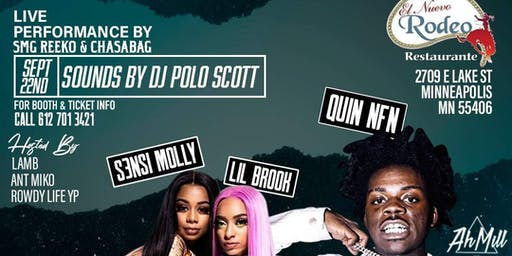 Qunn nfn, S3nsi molly & Lil brook
