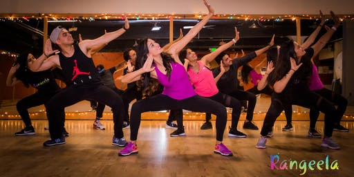 8 Class Pack: Bollywood Dance Workshops With Rangeela