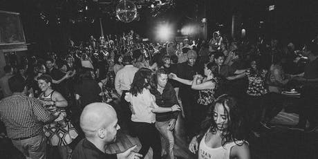 Orq. JULIO BRAVO - Live Salsa, Bachata y Kizomba - Dance Lessons 8p tickets