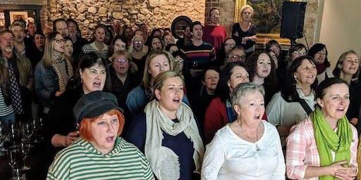 The Sing Sessions Pub Choir @ Uraidla Hotel September