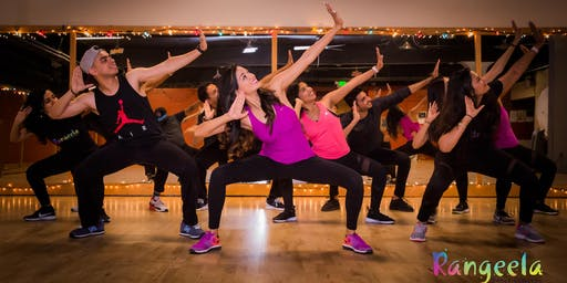 Fall 2019 - Drop In Bollywood Dance Workshops With Rangeela