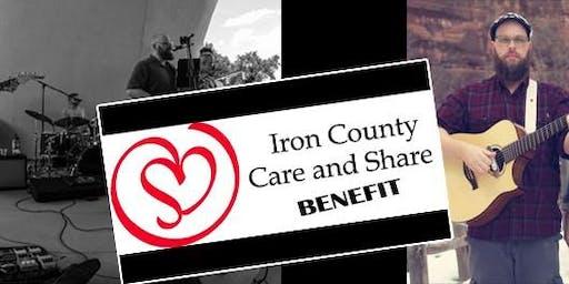 Care & Share Benefit w/ Full Tilt Boogie & Mountain Top Sound