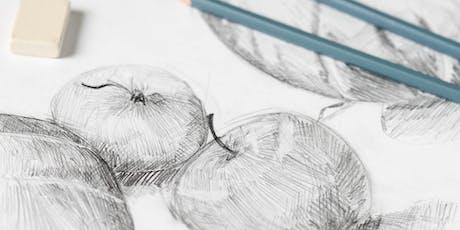 Sketching Art Class tickets