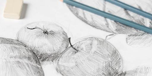 Sketching Art Class