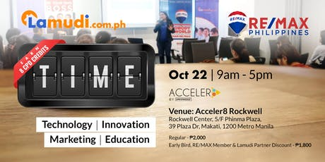 TIME Seminar for Real Estate Professionals tickets