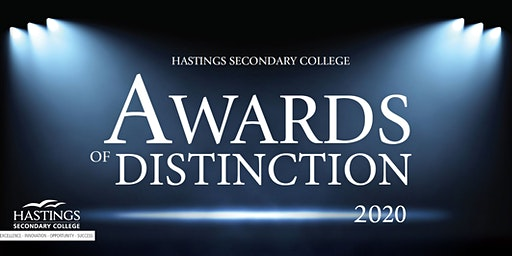 Hastings Secondary College Awards of Distinction