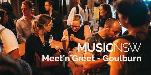 MusicNSW Meet'n'Greet - Goulburn