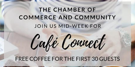 Chamber Cafe Connect September 2019 tickets