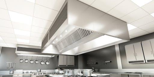 Good Kitchen Ventilation Design and DW172:2018 Update