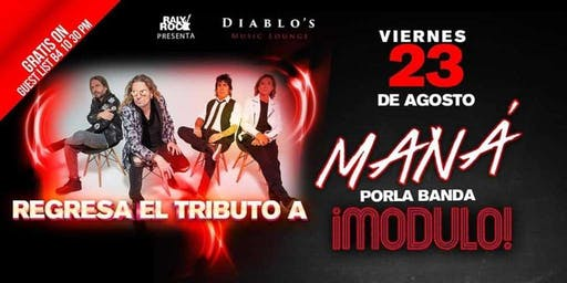 MANA Tribute by Modulo
