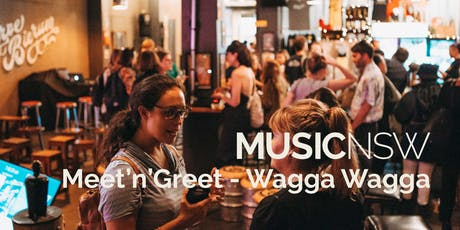 MusicNSW Meet'n'Greet - Wagga Wagga tickets