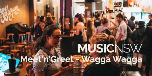 MusicNSW Meet'n'Greet - Wagga Wagga
