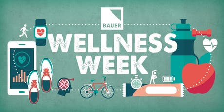 Bauer Wellness Week | Yoga Class tickets