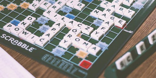 Scrabble Club, Ages 15+, FREE