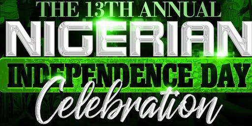 Official Nigeria's Independence Day After-Party, Raleigh, NC