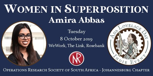 Ada Lovelace Day 2019 - Women in Superposition