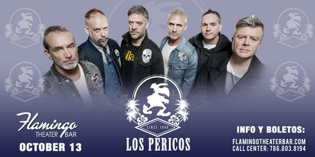 Los Pericos @ Miami tickets
