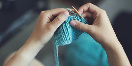 Hooked on Yarn, Ages 18+, FREE tickets