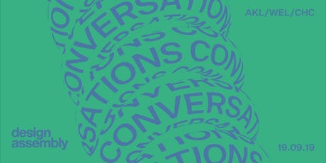Wellington - DA Spring Conversations tickets