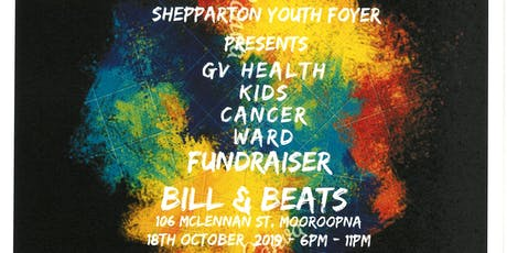 Youth Foyer Fundraiser for GV Health Kids with Cancer tickets