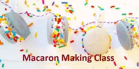 Macaron Making Intro Class tickets