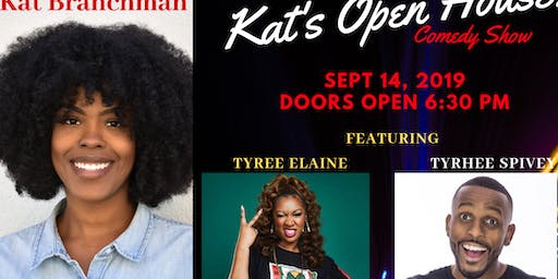 Kat's Open House comedy show