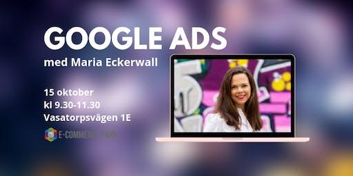 Google Ads: Hur gör jag?