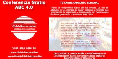 Conferencia Gratis. Entrenamiento Semanal emprendedores y dueños de negocio