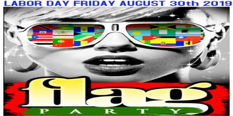 FREEDOM Bashment Flag Party, Labor Day Friday, Free w/ Invite + Happy Hour tickets